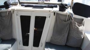 Companionway Doors Starboard