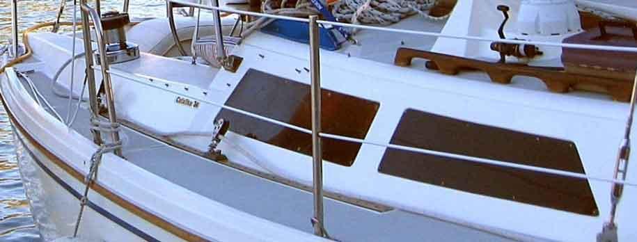 Catalina 34 Retrofit Boat Windows