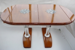 Cockpit Tables with TwinStar Inlays