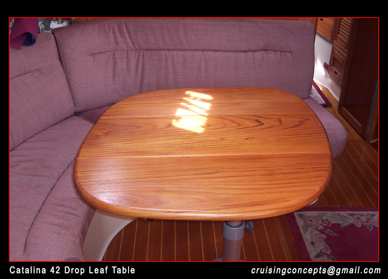 Custom Teak Tables