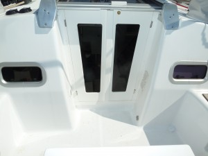 Beneteau 37 Companionway Doors Cruising Concepts